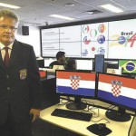 Brasil World Cup Security Center WiFi Password Revealed