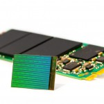 Micron and Intel announced a new 3D NAND flash memory, with 256 GB
