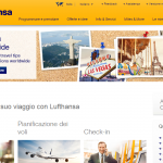 Cyber attack on Lufthansa customer database