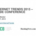 Internet Trends 2015 by Mary Meeker