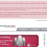 000webhost.com hacked due to a PHP vulnerability